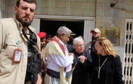 تقرير حكومي يتهم غريفيث بشرعنة انسحاب الحوثي الاحادي