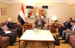 السفير الروسي يؤكد حرص موسكو على وضع حد لمعاناة اليمنيين بإحلال السلام
