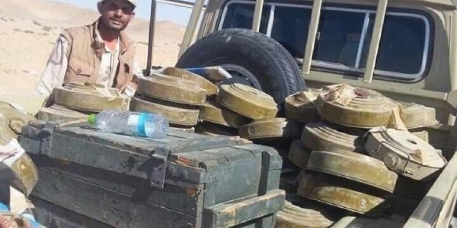 مسام: تم نزع 6820 لغماً في إسبوع واحد زرعتها مليشيات الحوثي في اليمن