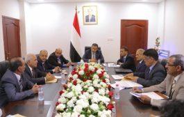 مسؤول بالشرعية يكشف ان #شبـوة عاصمة مؤقتة للحكومة