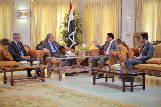 فرنسا تجدد دعمها للعملية السياسية في اليمن وفقاً للمرجعيات المتفق عليها