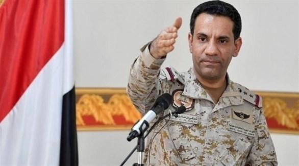 التحالف العربي: ميليشيا الحوثي أطلقت باليستياً من حرم جامعة صنعاء