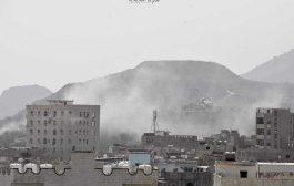 مقتل طفلتين واصابة امرأة بقصف حوثي استهدف منزلاً في تعز
