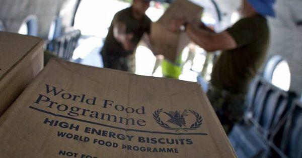 برنامج الأغذية العالمي يعلق جزئيا مساعداته لليمن