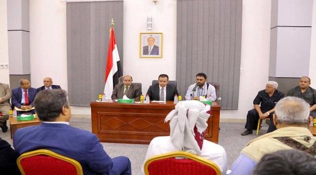 رئيس الوزراء يؤكد قرب استئناف الرحلات الجوية في مطار الريان الدولي بالمكلا