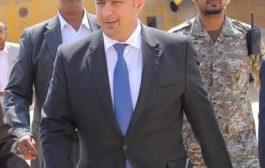 رئيس الوزراء يعود الى العاصمة عدن