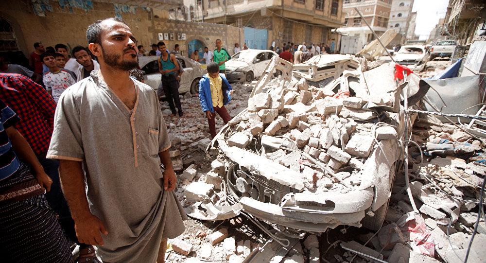 مقتل ثلاثة اطفال وامرأة بقصف لطيران التحالف على محافظة حجة