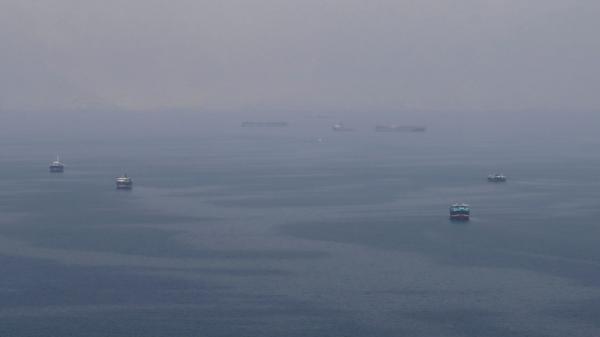 اختفاء ناقلة نفط إماراتية في البحر بالقرب من ايران