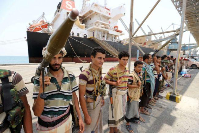 """"""" العرب """" اللندنية : تصعيد في الحديدة يعقّد جهود استكمال تنفيذ اتفاق ستوكهولم"""