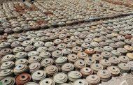 مسام ينتزع أكثر من 125 ألف لغم في اليمن