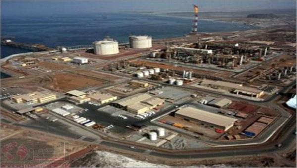 شبوة :استئناف تصدير الغاز المسال من محطة بلحاف