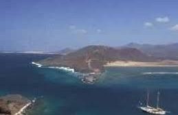 القوات الإماراتية تسلم جزيرة (زقر ) لقوات خفر السواحل اليمنية