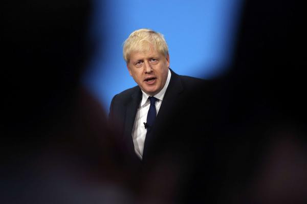 بوريس جونسون رئيساً لحزب المحافظين البريطاني ورئيساً للوزراء