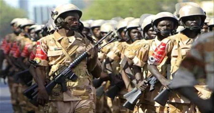 إنسحاب جزئي للقوات السودانية من اليمن