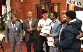 طالب يمني في أمريكا يقدم فكرة أممية لدعم المنظمات الدولية والإنسانية