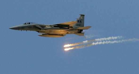 قتلى وجرحى في قصف لطيران التحالف العربي على مواقع مليشيات الحوثي في صعدة