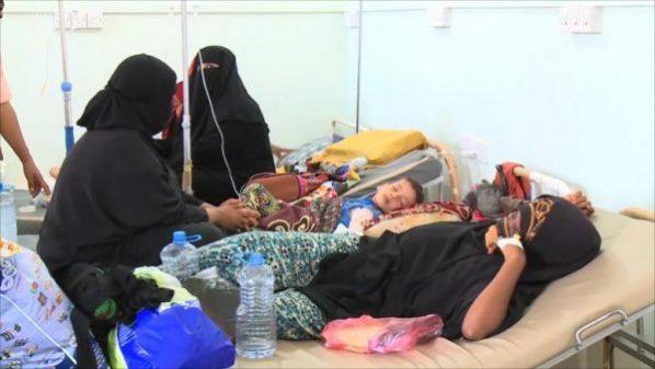 لقاحات لوباء الكوليرا تصل اليمن