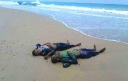 وفاة 13 مهاجر أفريقي على بعد 50 ميلا بحريا عن سواحل عدن