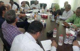 وزارة الزراعة تناقش مع منظمة ( الفاو)  مشروع تحسين الأمن الغذائي لصغار المزارعين