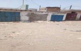 مقتل شخص مدني في إشتباكات المحاريق بعدن