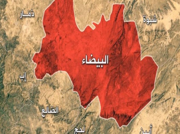 البيضاء : الحوثيين يتقاتلون بالأسلحة الثقيلة