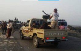 قوات من مأرب تصل احور بعد تأجيل التوقيع على اتفاقية الرياض