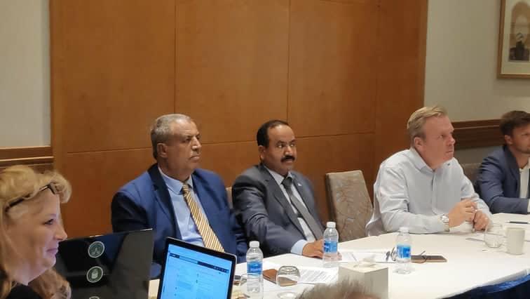 اليمن تشارك في أجتماع الأردن لمناقشة مشكلة الألغام في البلاد
