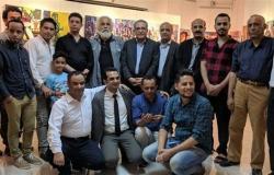 افتتاح معرض الفن التشكيلي اليمني بالقاهرة