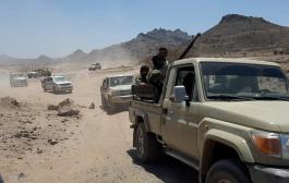 الضالع : قتلى وجرحى في صفوف المليشيات الحوثية