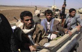 إصابة قيادي حوثي في تصدي القوات المشتركة لهجوم للمليشيات جنوبي الحديدة
