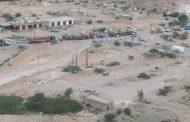 ضمن خطة التحالف العربي بإعادة إنتشار قواته قوة سعودية في طريقها إلى عدن