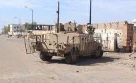 اشتباكات مسلحة بين شرطة المهرة العسكرية وجماعات مسلحة