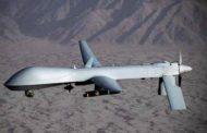 طائرة بدون طيار أمريكية تستهدف موقعاً للقاعدة وسط اليمن..!