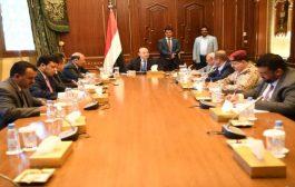 الحكومة تتهم الامارات بالوقوف خلف احداث عدن وتحملها المسؤولية الكاملة
