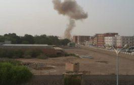 عدن : إنفجار يهز الشيخ عثمان