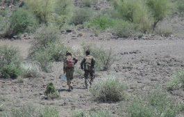مقتل وجرح 7من مسلحي الحوثي في عملية نوعية للجيش  غرب الضالع