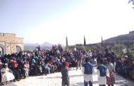 منظمة شباب بلا حدود تقيم يوماً فنياً مفتوحاً لتعزير التعايش والسلام المجتمعي في الشمايتين بتعز