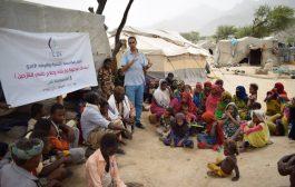 مؤسسة التنمية والارشاد الاسري تنفذ جلسات نفسية توعوية للاسر المتضررة من الحرب في تعز خلال شهر اغسطس 2019