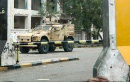 الأنتقالي ينشر قواته في المدخل الشرقي لمدينة عدن