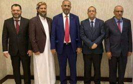 عيدروس الزبيدي ينتقل إلى جدة تمهيدا لبدء الحوار اليمني برعاية #السعودية