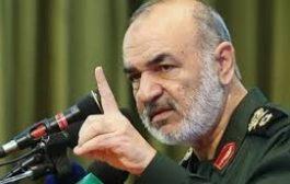 قائد الحرس الثوري الإيراني يهدد: اي هجوم لن يبقى محدوداً ولن نبقي نقطة آمنة