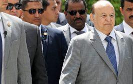 الرئيس هادي يوجه بمزيد من اليقظة والتدريبات لاستعادة باقي مناطق اليمن