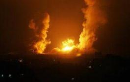 عشرات القتلى والجرحى بقصف التحالف سجناً للمعتقلين بمدينة ذمار