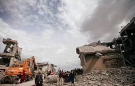 الصليب الأحمر: مقتل مئة شخص على الأقل جراء استهداف طيران التحالف سجناً بمحافظة ذمار