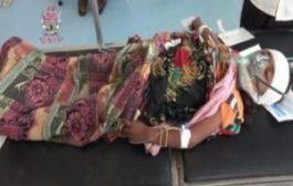 الحديدة : إصابة طفلة بنيران قناص حوثي