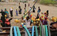 أزمة الوقود تعرض نصف سكان اليمن لخطر الإصابة بأمراض قاتلة بسبب انقطاع إمدادات المياه