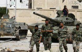 مواجهات واسعة بين الجيش السوري و قوات العدوان التركي