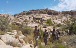 صعدة : قوات الجيش الوطني تحرز تقدما جديداً