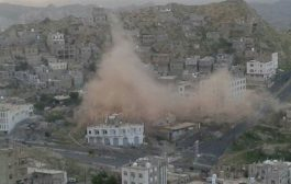 قتلى وجرحى بقصف مليشيات الحوثي الأحياء السكنية غربي تعز