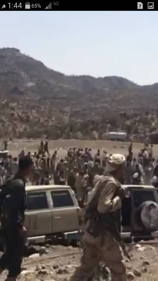 الضالع : مليشيات الحوثي تشن حملة إختطافات بحق المدنيين